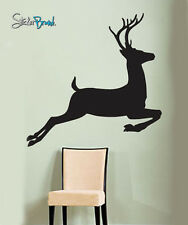 Vinyl Wall Decal Sticker Deer Hunting Design 43x43Big