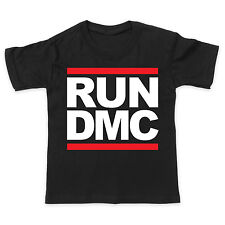 RUN DMC LOGO - HIP HOP RAP MUSIC - Baby/Child T-Shirt