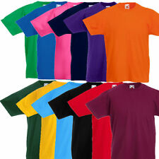 Fruit of the Loom Kinder T-Shirt Kids Shirt Shirts Gr. 104 116 128 140 152 164