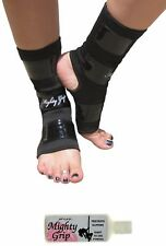 Mighty Grip Powder & Pole Dance Ankle Protectors Set