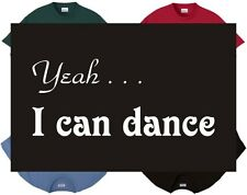 Shirt/Tank - Yeah, I Can Dance - TV Show moves