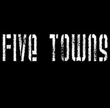 Five Towns T-shirt TV Show Johnny Drama 5 Colors S-3XL
