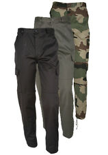 PANTALON TREILLIS M64 CAMOUFLAGE MILITAIRE OUTDOOR AIRSOFT PAINTBALL ARMEE