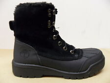 Men's Black Timberland Duck Boots-37577