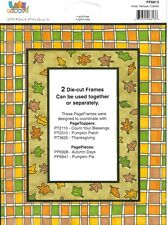 CADD Cock-A-Doodle Designs FRAMES for PHOTOS Scrapbooking Choice FAMILY HOLIDAY