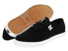 DC FLASH Mens Shoes (NEW) Black White SIZES 11.5 & 13 Skate Footwear : FREE SHIP