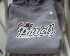 Heavyweight New England PATRIOTS Sweatshirt MT LT 2XLT 4XLT 4XL XL Tall NEW