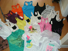 Roxy Womens Tops, Many Styles, Short Sleeve, Tank, OR Spaghetti Strap