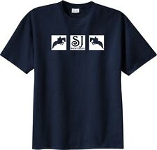 Show Jumping Squares Horse & Rider T-Shirt Multiple Colors & Sizes