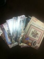 Paula Vaughan Cross Stitch Charts You Choose Free Ship in USA #448 - 904 or Book