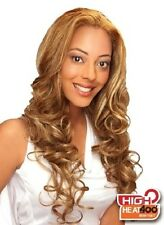 LACE WIG VERONICA BY SIS SYNTHETIC HAIR LACE FRONT WIG LONG CURLY STYLE