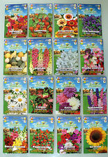Flower Seeds Fresh From Europe 30 VARIETIES TO CHOOSE FROM.(Everything you need)