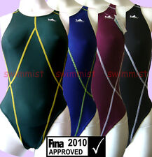 NWT YINGFA 912 COMPETITION RACING SWIMSUIT US MISS 2,4,6,8,10,12 [FINA APPROVED]