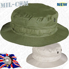 Army Military Hunting Fishing Boony Boonie Bush Hat Cap  in Hunter Green or Sand