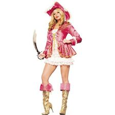 Pirate Costume for Women Adult Sexy Halloween Fancy Dress