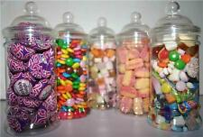 Victorian Sweet Jar filled with Retro sweets  -  choose your favourite