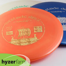 Westside TOURNAMENT WARSHIP disc golf midrange Hyzer Farm *pick weight and color