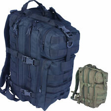 Viper Heavy Duty Special Ops Recon Webbing Hydration Assault Pack Rucksack Bag