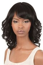 KRISTA BY MOTOWN TRESS SYNTHETIC HAIR WIG LONG FLIP OUT CURLY PAGE STYLE