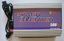 9 DIFFERENT GRID TIE INVERTERS fr SOLAR PANEL OR WIND TURBINE, PICK ONE INVERTER