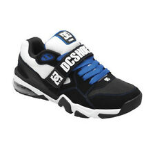 DC - XT Mens Skate Shoes (NEW w/ FREE SHIP) SIZES 7-14 Black White Royal AIR BAG