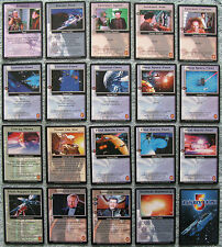 Babylon 5 CCG Deluxe Edition Fixed Card Selection [Part 1/3]