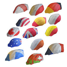 WackySalad Cycle Helmet Covers, All Nations, Union Jack GB Special Price