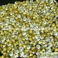 Rhinestones Pointed Back Crystal Free Shipping PP4/PP31 SS1/SS45 Multiple Size