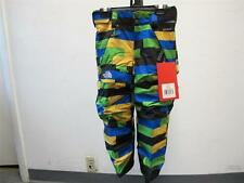 NEW BOYS NORTH FACE FREEDOM PANT A91FXQ3 LEOPARD YLW PRINT