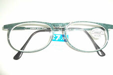 STYLISH LADIES CARBON FIBRE READING GLASSES GREEN -LIGHT & STRONG  GHC22
