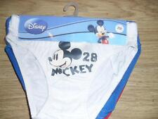 BNWT DISNEY MICKEY MOUSE   UNDERPANTS BRIEFS PKT OF 3