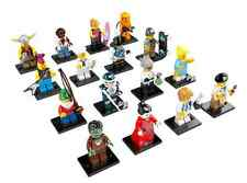 LEGO NEW SERIES 4 MINIFIGURES MINIFIGS ALL 16 AVAILABLE YOU PICK & WITH STAND