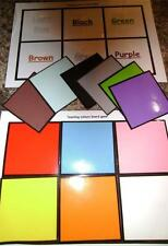 EYFS / Special Needs 'Colours Board Game' available in several variations