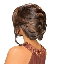 FB TULAN ZURY SIS FRENCH BRAID LACE FRONT WIG SYNTHETIC HAIR