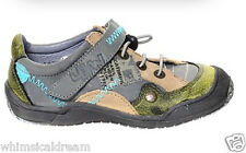 Catimini baby boys runners shoes sneakers leather New Euro 22 24 25 (5 , 7 & 8)