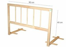 Baby Bed Safety Guard Rail !  Wooden ! Folding ! Model:60-120 cm.