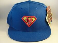 MLB New York Mets American Needle Superman Fitted Hat Cap