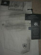 ROCK & REPUBLIC Straight Leg Neil Stone Mens Jean Size 30, 32, 38 New $88