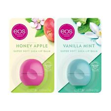 EOS Evolution Smooth Lip Balm Sphere 0.25 oz Original USA , Choose your Flavor