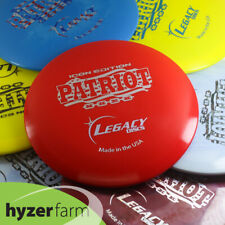 Legacy ICON PATRIOT *choose your weight & color*  disc golf driver  Hyzer Farm