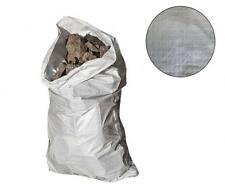 Yuzet Various Qty's Tough poly-propylene PP 50 x 81cm woven rubble bag sacks