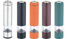 1 x Electric Electronic Kitchen Salt / Pepper Mill Grinder Pot, Battery Powered!