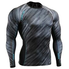 FIXGEAR CFL-67 Compression Base Layer Shirt Under Skin Tight Gym Training MMA