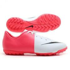Shoes Junior Football NIK JR MERCURIAL VICTORY III white red 509114 *