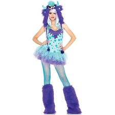 Monster Costume for Women Adult Sexy Funny Halloween Fancy Dress