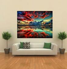 Psychedelic Trippy Sky Nature GIANT WALL POSTER ART PRINT Q011