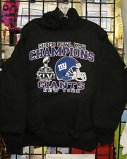 New York GIANTS, Superbowl CHAMPIONS Black HOODIE-S, M, L, XL, 2XL, 3XL, 4XL,5XL
