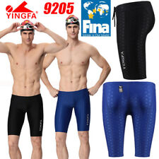 [FINA APPROVED] NWT YINGFA 9205 SHARKSKIN RACING JAMMER S,M,L,XL,XXL [FREE SHIP]