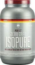 Nature's Best ZERO CARB ISOPURE 3lbs 100% Whey Isolate Multiple Flavors