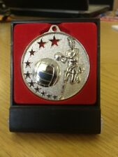PACKS OF 10,15 OR 20 FOOTBALL MEDALS  MAN OF THE MATCH CENTRES & FREE RIBBONS!